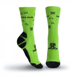 Helax ponožky - Zelená