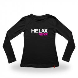 Originální HELAX trička pro všechny naše HELAXLADIES. TO CHCEŠ!