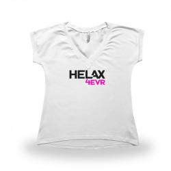 Originální HELAX trička pro všechny naše HELAX LADIES. TO CHCEŠ!